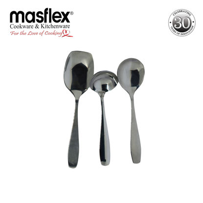 Picture of Masflex 3Pcs Serving Tools Set