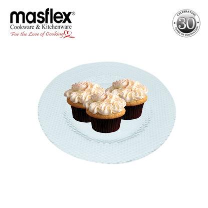 Picture of Masflex Diamond Serving Glassware