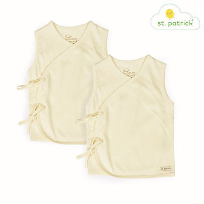 Picture of St. Patrick Tie-side Sleeveless x2 (0-3 mos.)