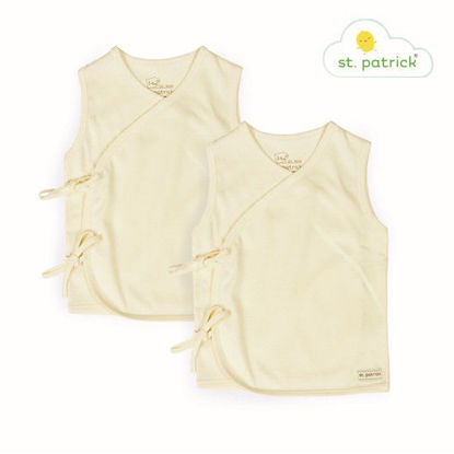 Picture of St. Patrick Tie-side Sleeveless x2 (3-6 mos.)