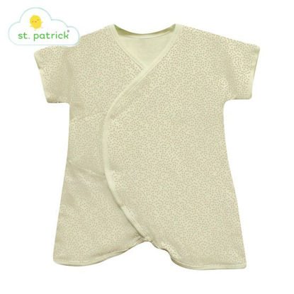 Picture of St. Patrick Midcalf Romper (3-6 mos.)