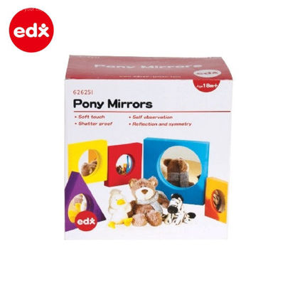Picture of EDX Pony Mirrors
