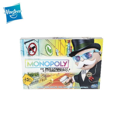 Picture of Hasbro Monopoly Millenials Edition