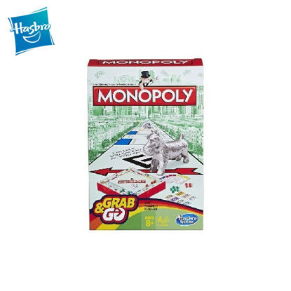 Picture of Hasbro Monopoly Grab & Go