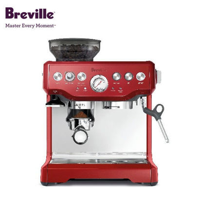 Picture of Breville Barista Express Cranberry
