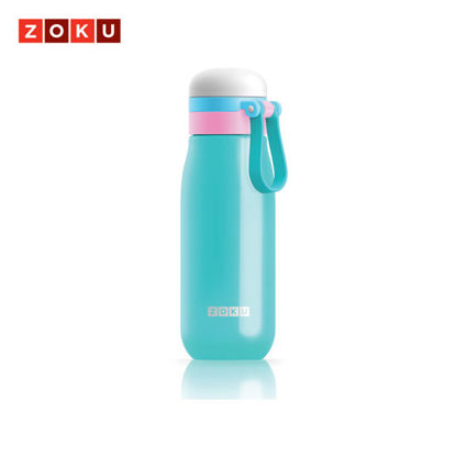 Picture of ZOKU Ultralight Stainless Steel Bottle - Teal