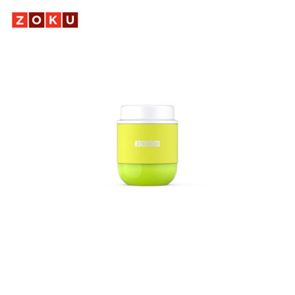 Picture of ZOKU Food Jar 10oz - Lime Green