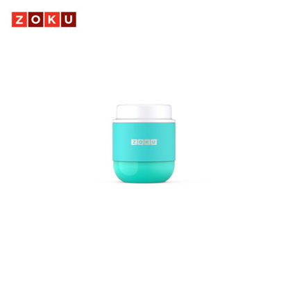 Picture of ZOKU Food Jar 10oz - Teal