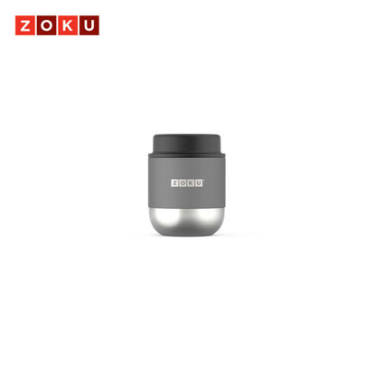 Picture of ZOKU Food Jar 10oz - Stainless Steel