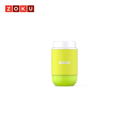 Picture of ZOKU Food Jar 16oz - Lime Green