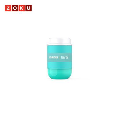 Picture of ZOKU Food Jar 16oz - Teal