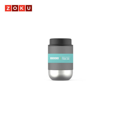 Picture of ZOKU Food Jar 16oz - Stainless Steel