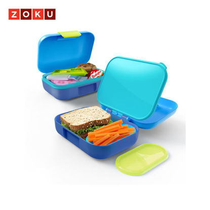 Picture of ZOKU Neat Bento Jr. - Blue