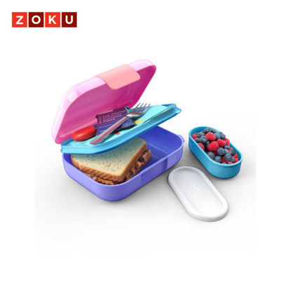 Picture of ZOKU Neat Bento Jr. - Pink
