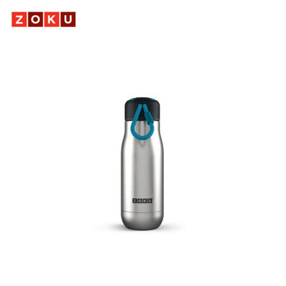 Picture of ZOKU Stainless Bottle 12oz - White