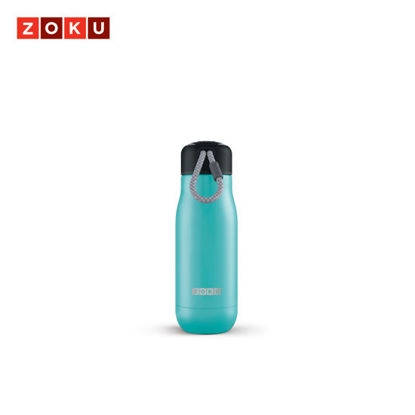 Picture of ZOKU Stainless Bottle 12oz - Teal