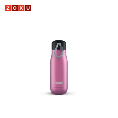 Picture of ZOKU Stainless Bottle 12oz - Purple