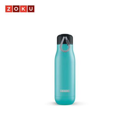 Picture of ZOKU Stainless Bottle 18oz - Teal