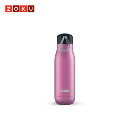 Picture of ZOKU Stainless Bottle 18oz - Purple