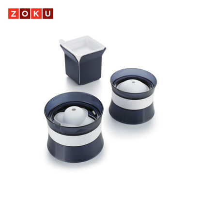 Picture of ZOKU Mixology Ice Set of 3