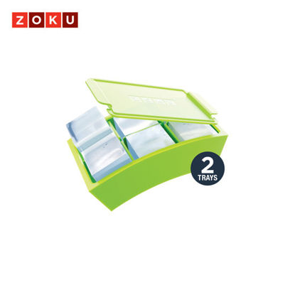 Picture of ZOKU Jumbo Ice Trays Set of 2
