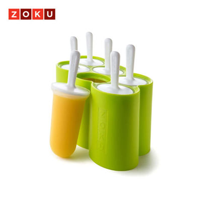 Picture of ZOKU Classic Pop Mold - Green