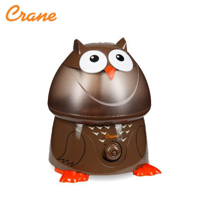 "Picture of Crane Adorable Cool Mist Humidifier ""Oscar the Owl"""