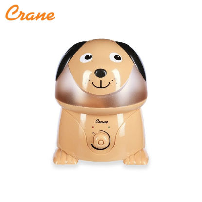 "Picture of Crane Adorable Cool Mist Humidifier ""Cocoa the Dog"""