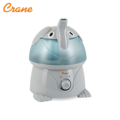 "Picture of Crane Adorable Cool Mist Humidifier ""Elliot the Elephant"""