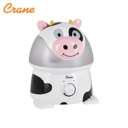 "Picture of Crane Adorable Cool Mist Humidifier ""Curtis the Cow"""