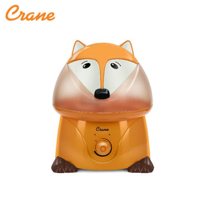 "Picture of Crane Adorable Cool Mist Humidifier ""Wyatt the Fox"""