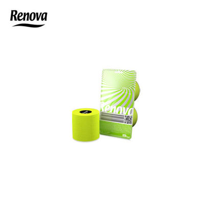 Picture of Renova Toilet Paper 2 rolls per pack - Green