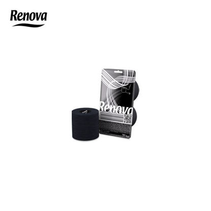 Picture of Renova Toilet Paper 2 rolls Per Pack - Black
