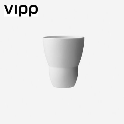 Picture of VIPP203 TEA CUP/2 PCS./WHITE