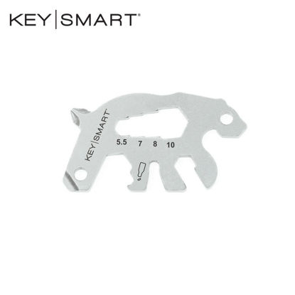 Picture of Keysmart Alltul Animal Multitool Bear