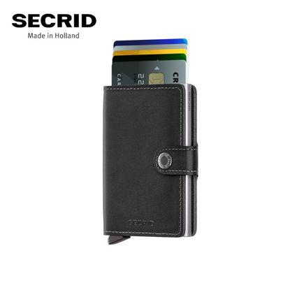 Picture of Secrid Miniwallet Original Black