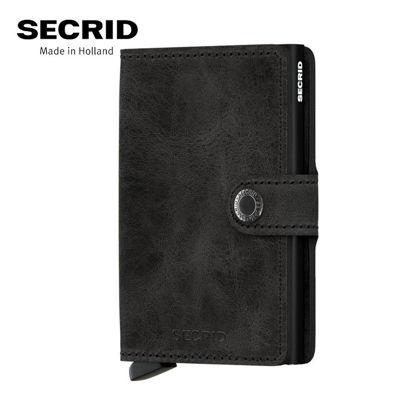 Picture of Secrid Miniwallet Vintage Black