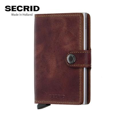 Picture of Secrid Miniwallet Vintage Brown