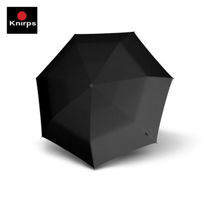 Picture of Knirps A200 Medium Duomatic Black-Umbrella