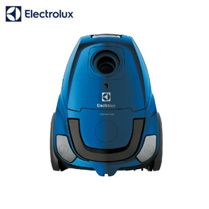 Picture of Electrolux CompactGo Bagged Clear Blue Vacuum Cleaner, 1600W Z1220