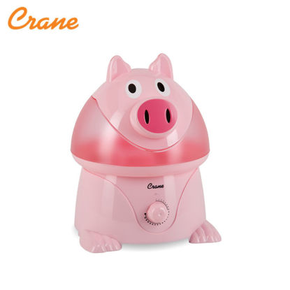 "Picture of Crane Adorable Cool Mist Humidifier ""Penelope the Pig"""