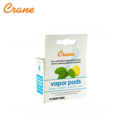 Picture of Crane vapor pads for cordless inhaler