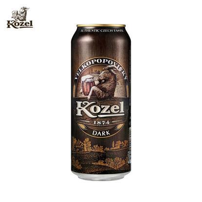 Picture of Kozel Dark 500ml can case