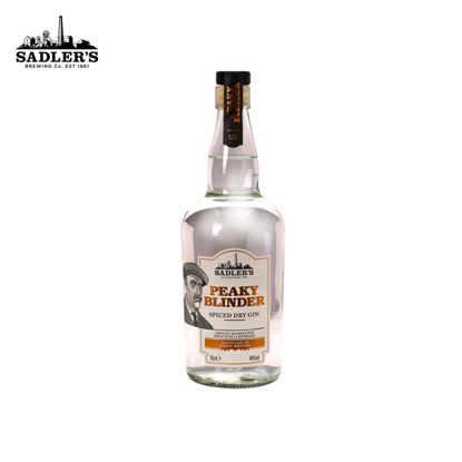 Picture of Peaky Blinder Spiced Dry Gin 40% 700ml