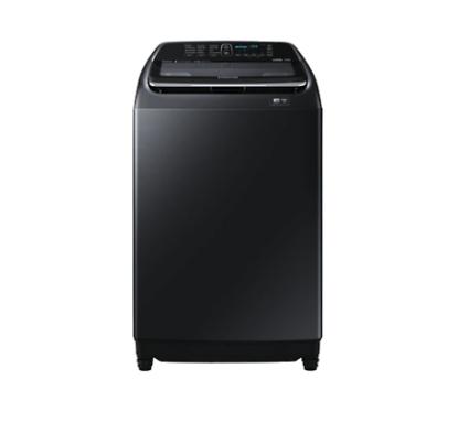 Picture of Samsung 16 Kg,  Activ Dualwash Top Load Washer, Inverter - WA16N6780CV/TC