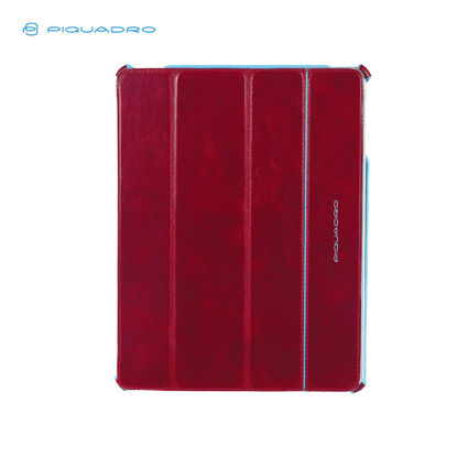 Picture of PIQUADRO BLUE SQUARE IPAD2 & NEW IPAD FOLDING CASE
