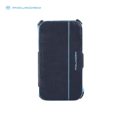 Picture of PIQUADRO BLUE SQUARE SAMSUNG GALAXY NOTE II CASE