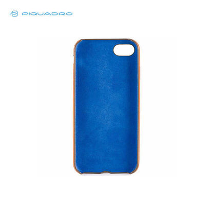Picture of PIQUADRO BAGMOTIC IPHONE7 LEATHER CASE