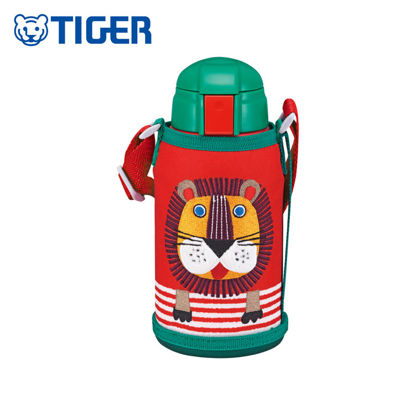 Picture of Tiger Stainless Steel Bottle MBR-S06G R 600ml