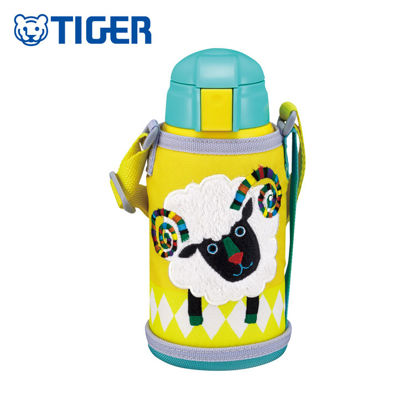 Picture of Tiger Stainless Steel Bottle MBR-S06G Y 600ml